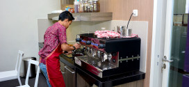 PELATIHAN MANAJEMEN KAFE, BARISTA & COFFEE BREWING