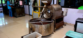 Pelatihan Coffee Roasting and Blending