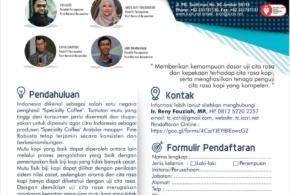 Formulir Pendaftaran UCK Periode V, 6-8 November 2018